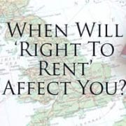 Landlords are you prepared for The Immigration Act 2014?